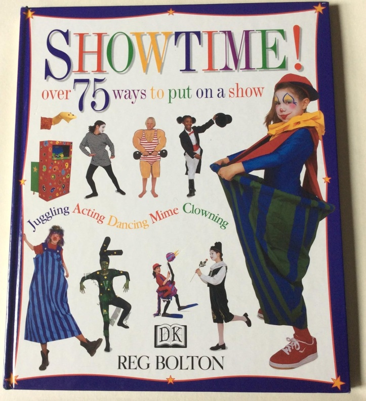 Showtime cover